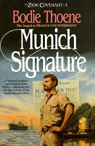 Munich Signature (The Zion Covenant, Book 3)