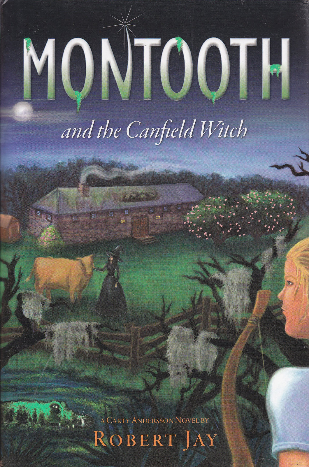 Montooth and the Canfield Witch (Montooth Quintet)