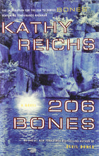Load image into Gallery viewer, 206 Bones (Temperance Brennan Series, Book 1)