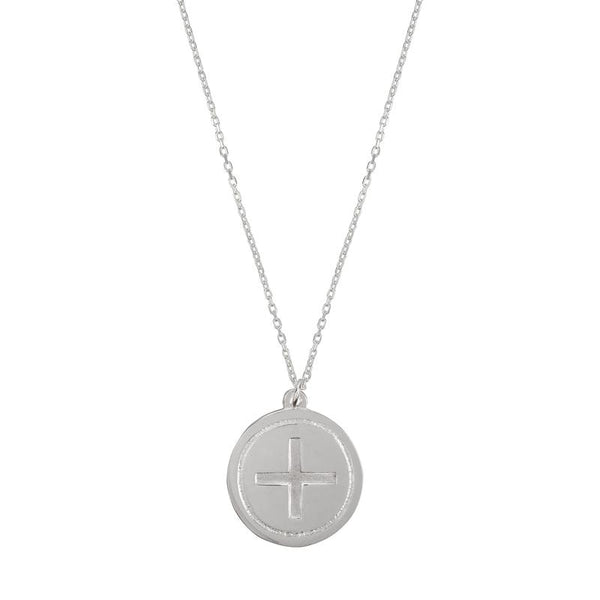 Wellbeing Collection Sterling Silver Necklace