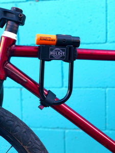Small Bike Lock Holder Kryptonite Evolution Lite Mini-6