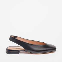 Kate Slingback Nappa Leather black