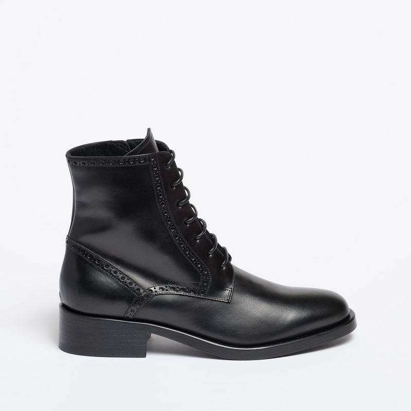 Veronica ankle boot black