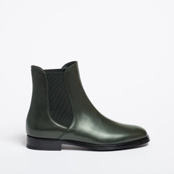 Nora ankle boot green