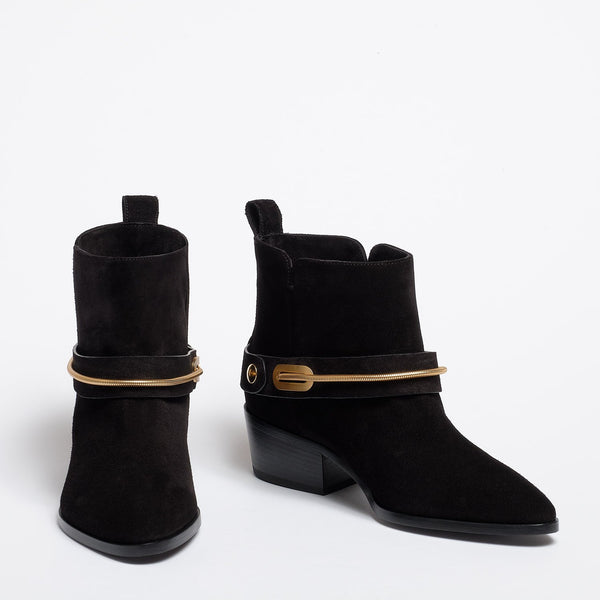 Glenda ankle boot black