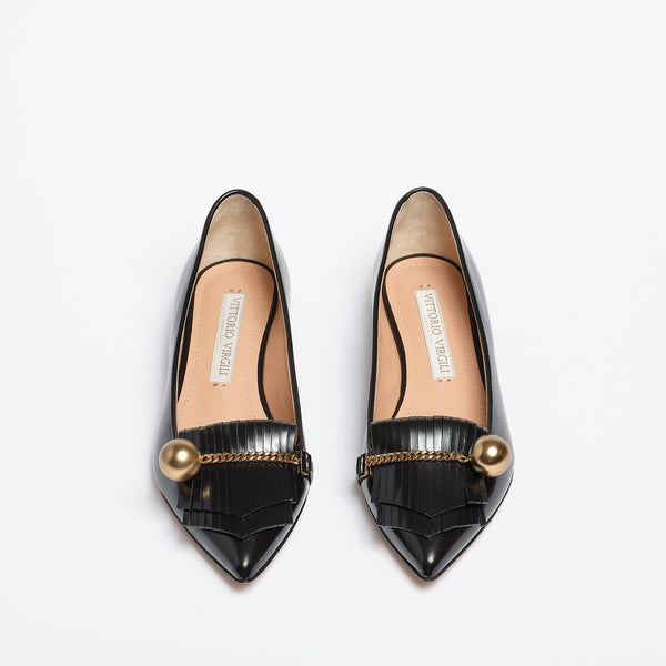 Margherita ballerina black