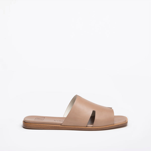 Laura Slip-on Taupe