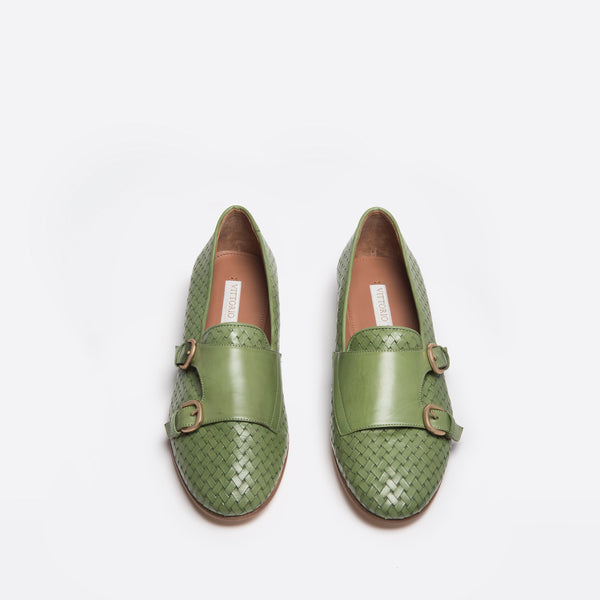 Frida Loafer green