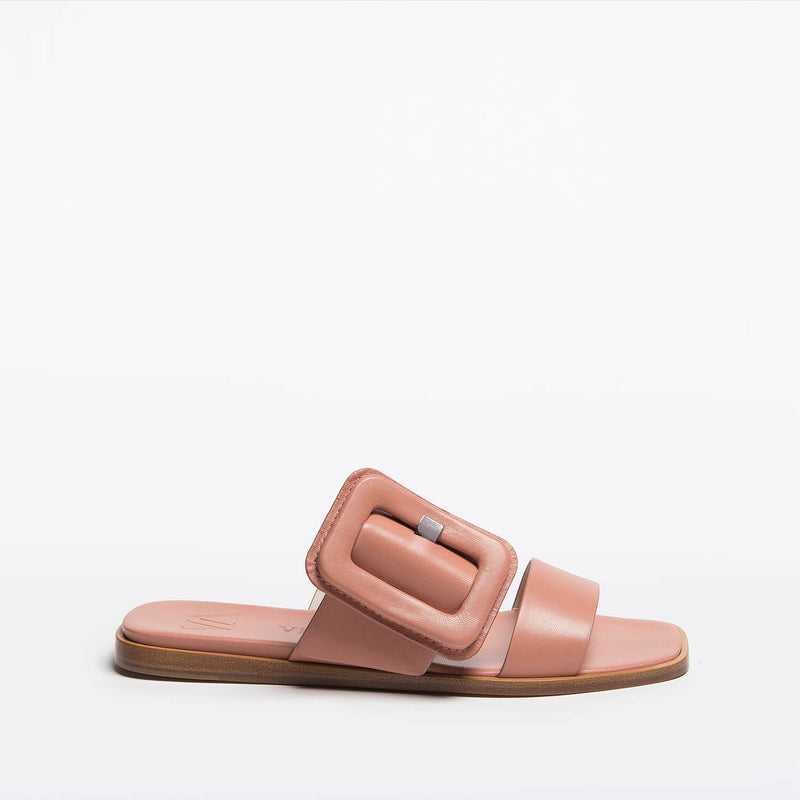 Rose Slippers powder pink