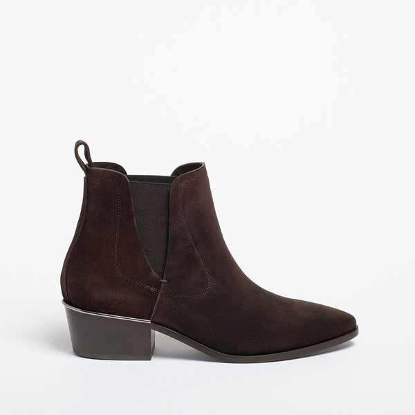 Gena Ankle boot mocha