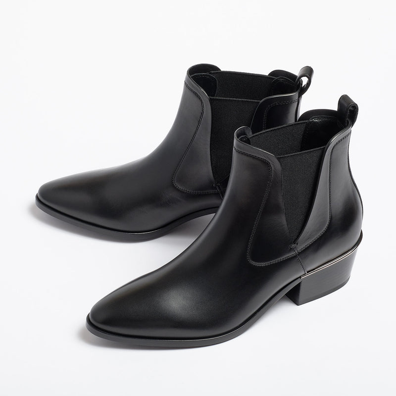 Gena Ankle boot black