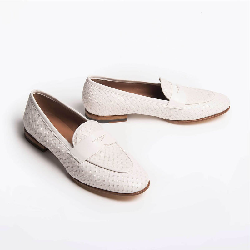 Giada Loafer camellia color