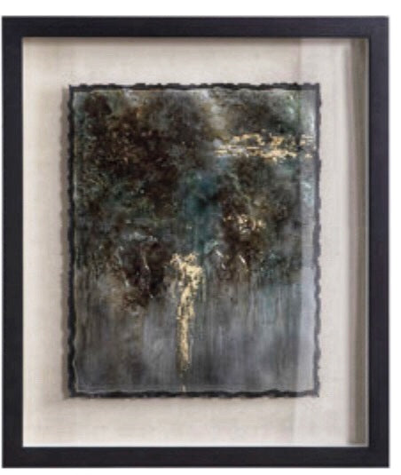 Rustic Framed Print (A1)