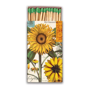Sunflower Matchbox