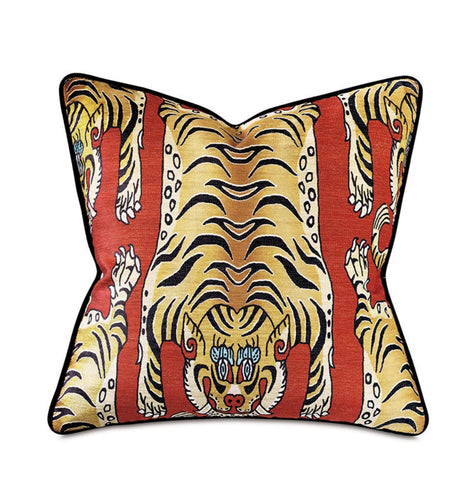 Decorative Pillow- Fenning Tiger