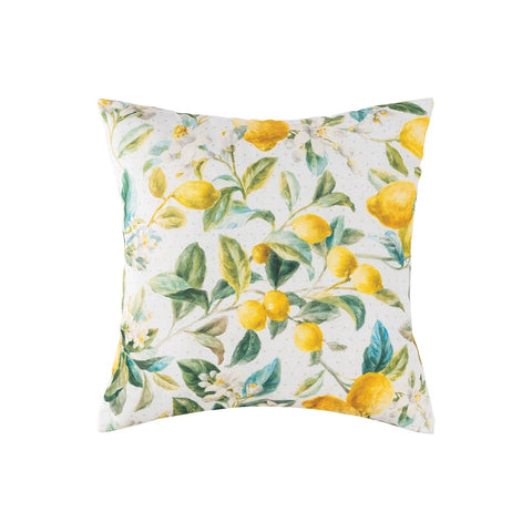 Decorative Pillow- Lemon Grove