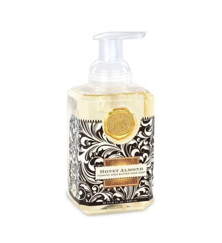 Honey Almond Foaming Hand Soap