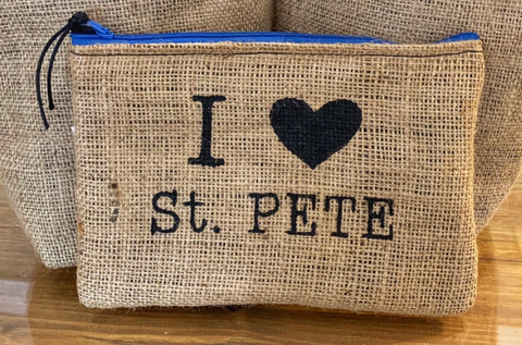 Pouch- I Love St Pete