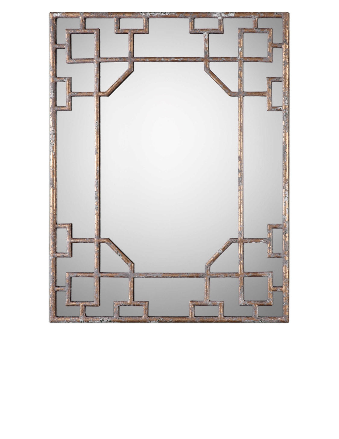 Asian Inspired Mirror