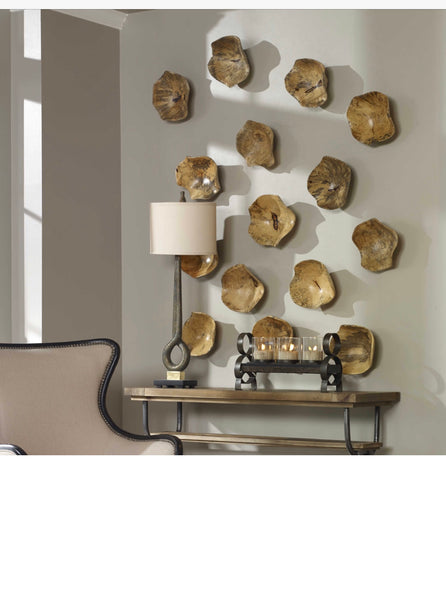 Tamarine Wood Wall Decor