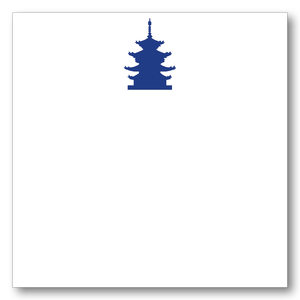 Note Block- Pagoda Navy