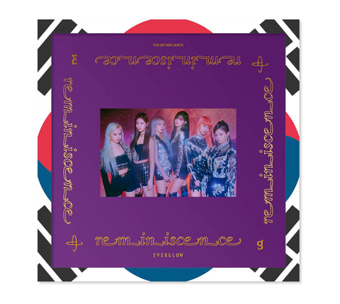 EVERGLOW - 1ST MINI ALBUM [REMINISCENCE]