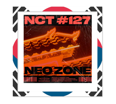 NCT 127 - Neo Zone Ver. T