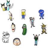 Broche Rick and Morty