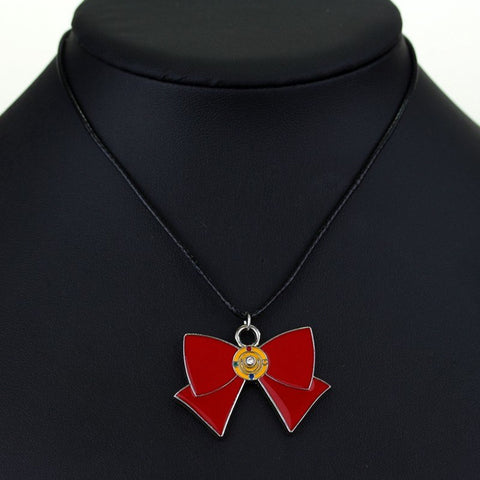 Collar moño Sailor Moon