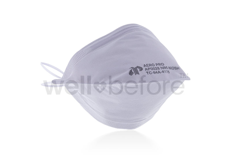Aero Pro AP0028 N95 Surgical Mask - FDA Cleared NIOSH Approved