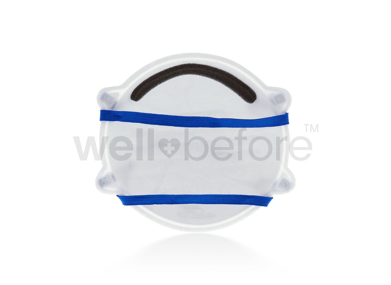 Harley L-288 N95 Cup Mask - NIOSH Approved