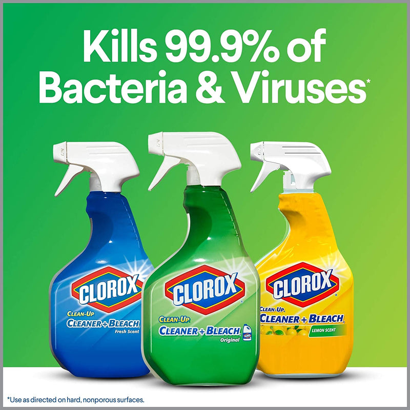 Clorox Clean-Up All Purpose Cleaner with Bleach