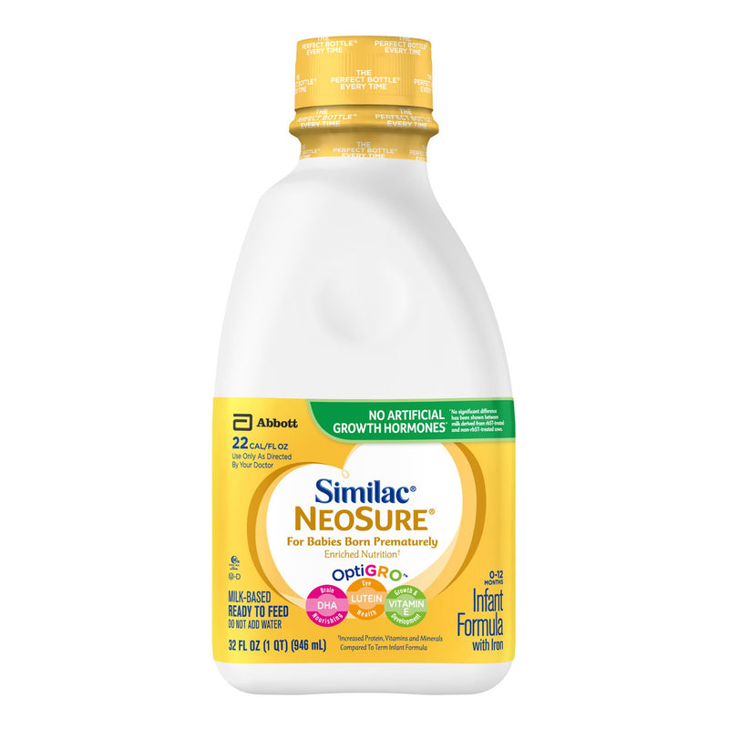 Similac® NeoSure® Ready to Use Infant Formula, 32 oz. Bottle