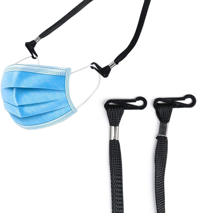 Adjustable Face Mask Lanyard