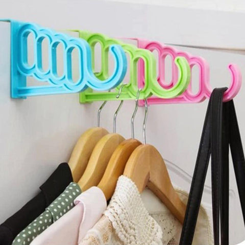 Multifunctional Door Hanger Hook For Clothes, Towels and Bags