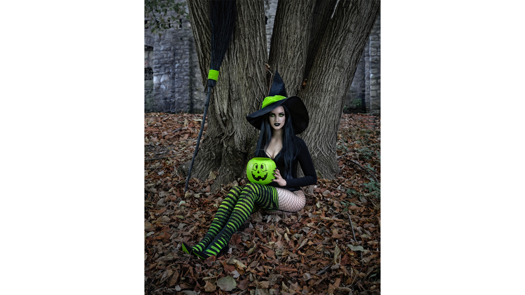 """Season of the Witch"" - 8x10 Signed Print"