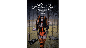 Angelica Rose - 2021 Calendar