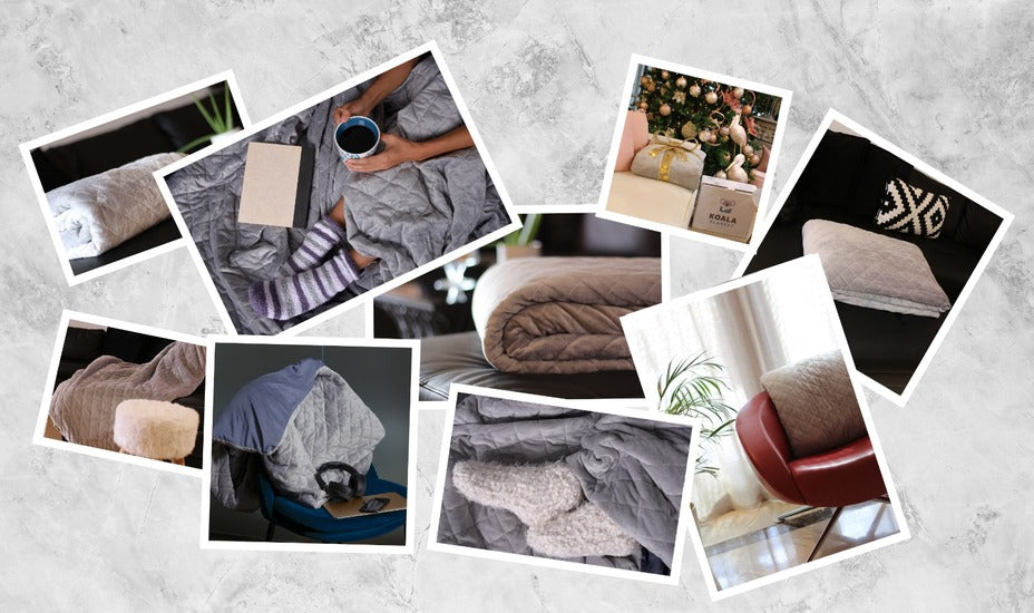 How We Created the ULTIMATE Weighted blanket