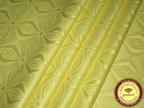 Image of 10 Yards Bazin Riche Fabric Germany Quality Guinea Brocade Fabric Damask  Abaya Garment Tissu 100% Cotton BEITEX