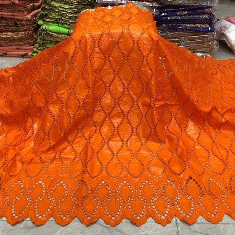 2020 new nouveua high quality fabric bazin riche getzner dry lace jacquard guinea brocade fabric for Senegal party lady dress