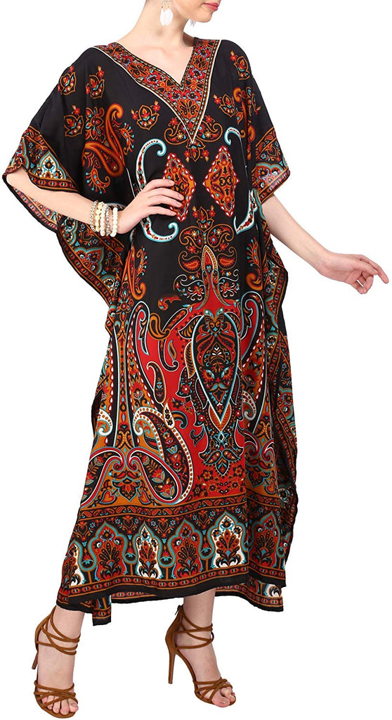 Miss Lavish London Ladies Kaftans Kimono Maxi Style Dresses Suiting Teens to Adult Women in Regular to Plus Size