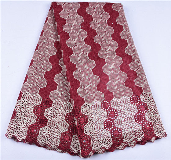 African Dry Lace Fabric Swiss Voile With Stones Swiss Cotton Lace High Quality 2019 Men Lace Fabrics For Wedding A1646