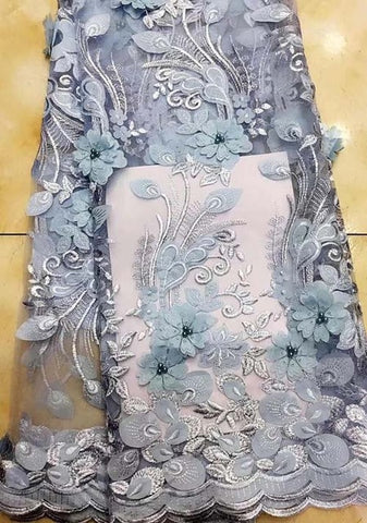 Image of African Lace Fabric 2018 High Quality Lace High Qulaity Nigerian Wedidng Lace Fabric Cheap African Lace For Women
