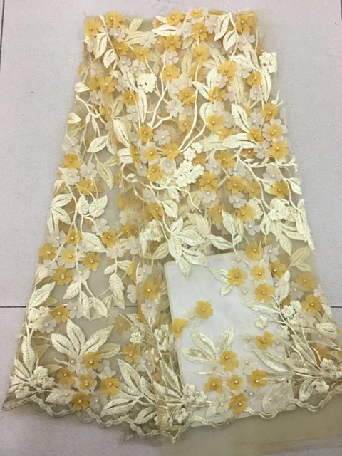 African Lace Fabric 2019 High Quality with Diamonds African Fabric Cotton Swiss voile lace in switzerland For Wedding