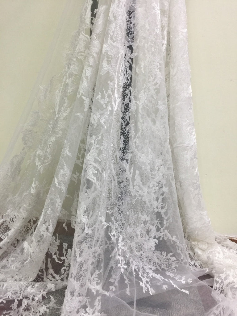African Lace Fabric High Quality Embroidery French Tulle Lace Fabric Wedding For Nigerican Lace Fabric 5yards