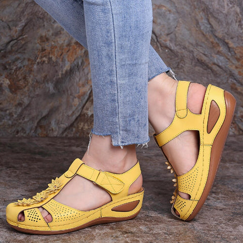 Image of DORATASIA Women Classic Sandals Big Size 46 Wedges Shoes Woman Heels Sandals Soft Bottom Platform Sandals Gladiator Casual Shoes