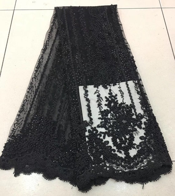 French tulle lace lace fabric 2018 high quality African French tulle lace French lace fabric RF2577