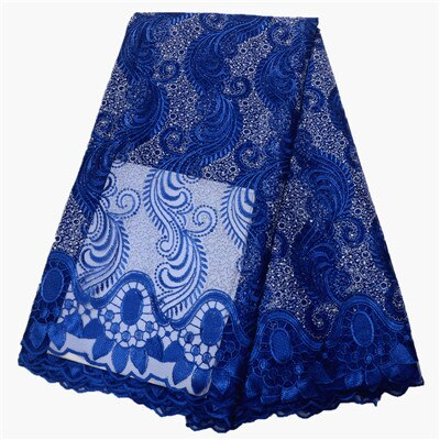 Image of african lace fabric latest lace fabric 2020 with stones 5yards of african fabric african lace fabric 2019 high quality lace