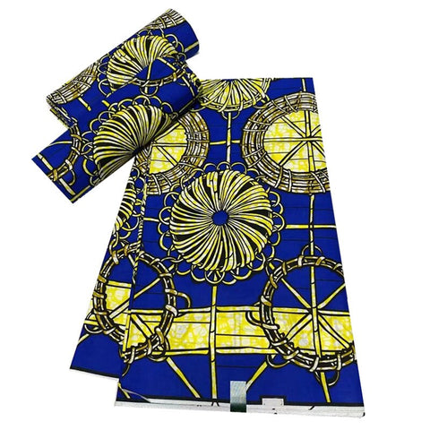 Blesing original wax african print fabric african fabric 2010 tissue african wax print fabric for dresses