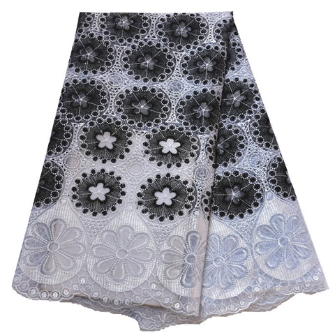 Image of latest lace fabric 2020 african lace fabric with stones 5yards african fabric african lace fabric 2019 high quality lace